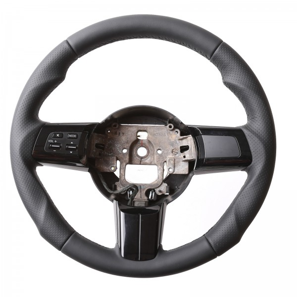 Mazda Lenkrad MX-5 Neu-Beziehen Nappa Tuning Leder 77183