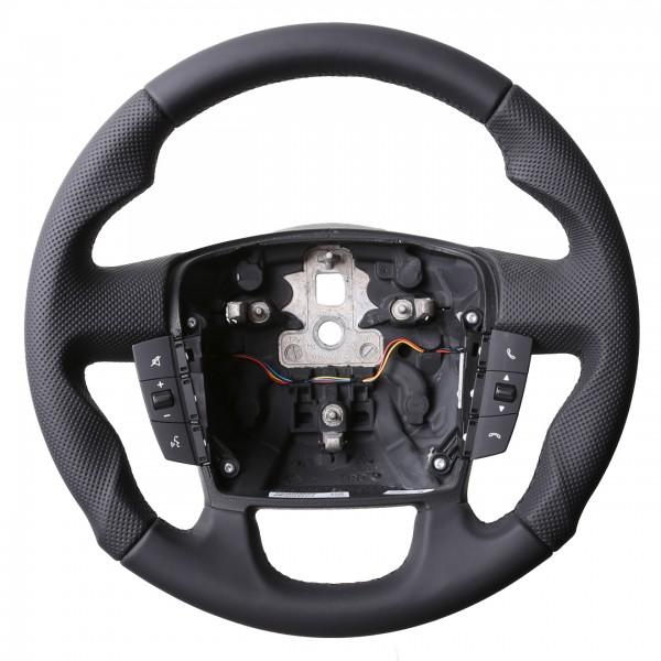 Fiat Ducato Peugeot Boxer Citroen Jumper Tuning Kombibezug Naht schwarz