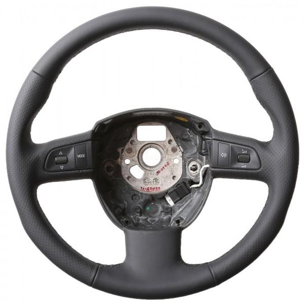 Seat Lenkrad Exeo Seat Exeo ST Klassisch Kombibezug Naht schwarz