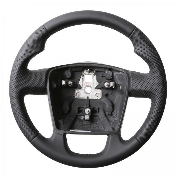 Fiat Ducato Lenkrad Daumenauflagen Kombibezug Naht schwarz
