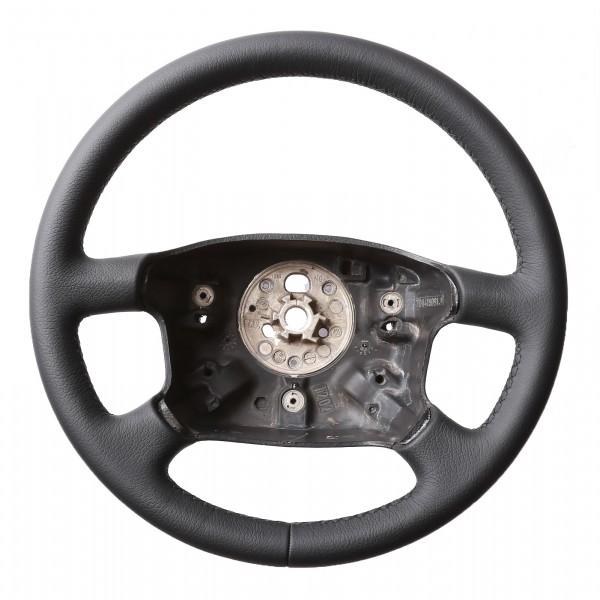 VW Lenkrad T4 Klassisch nur genarbt Naht schwarz